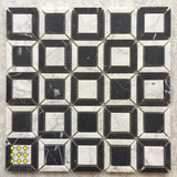GREG NATALE ROSSI MARBLE MOSAIC