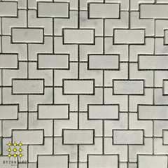 Palm Springs Carrara Mosaic