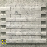 Carrara Brickbond 75x25mm