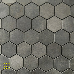 Bluestone 48mm Hex Mosaic