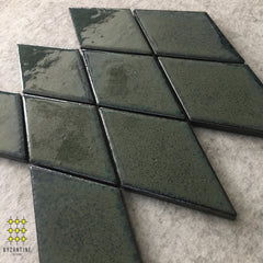 TERRA DIAMOND GREENERY MOSAIC