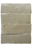 Moroccan Off White glazed terracotta tile