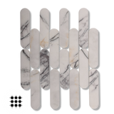 TICTAX NEW YORK MARBLE MOSAIC - INDENT