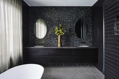 Bohemea Ink - Glass and Slate Mosaic