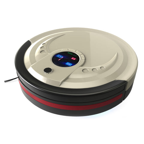 bObsweep Robot Vacuum and Mop, Champagne