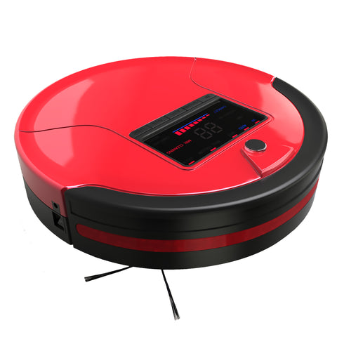 PetHair Robotic Cleaner, Rouge