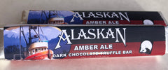 Alaskan Brewing Amber Dark Chocolate Truffle Bar