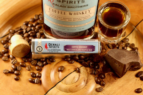 Coffee Whiskey Milk Chocolate