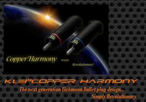 KLEI Copper Harmony RCA 4-pack