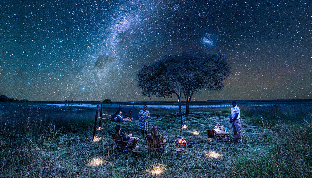 Awakening Wonder: Sleepout Under the Stars with Time+ Tide Safari