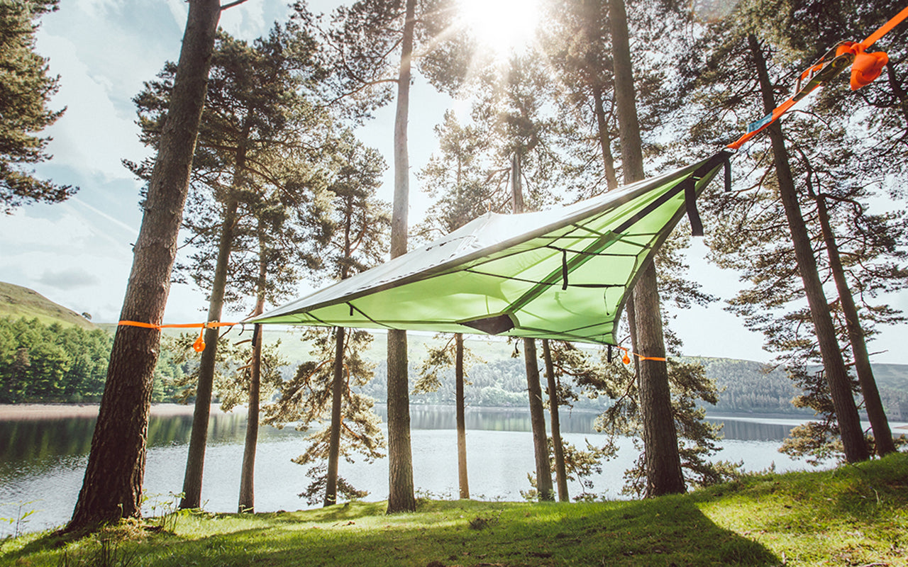 What's New About Tentsile's 5 New Tree Tents?