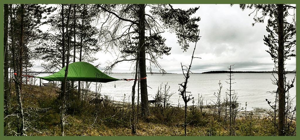 #ChallengeTony: One Man, One Island, One Vision - Tentsile Experience Camp Number 4 Is Open!
