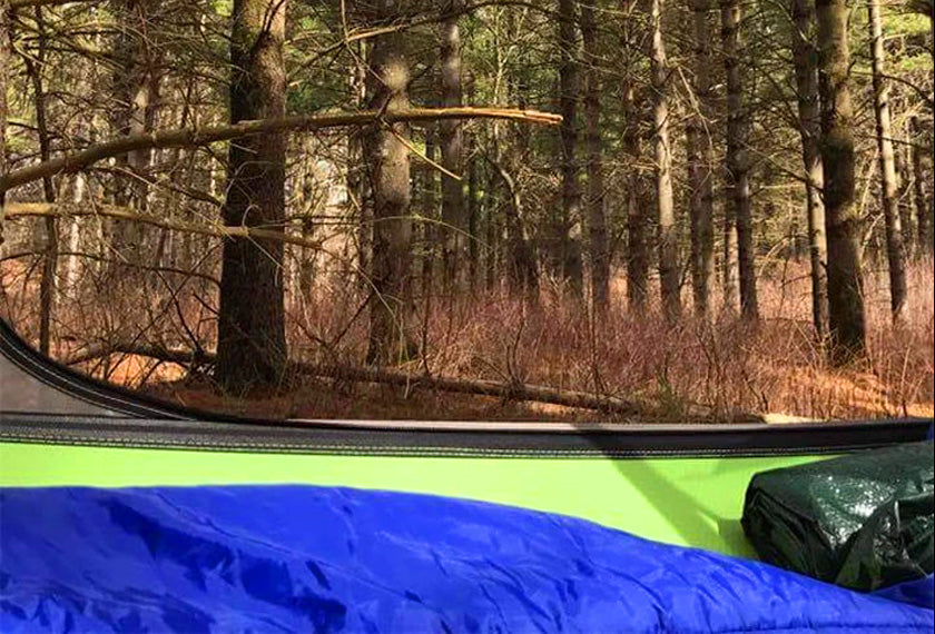 Customer Story: Camping in Minnesota