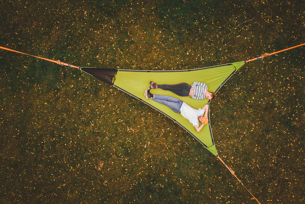 Brand new product launch: The 2-person DUO Giant Hammock