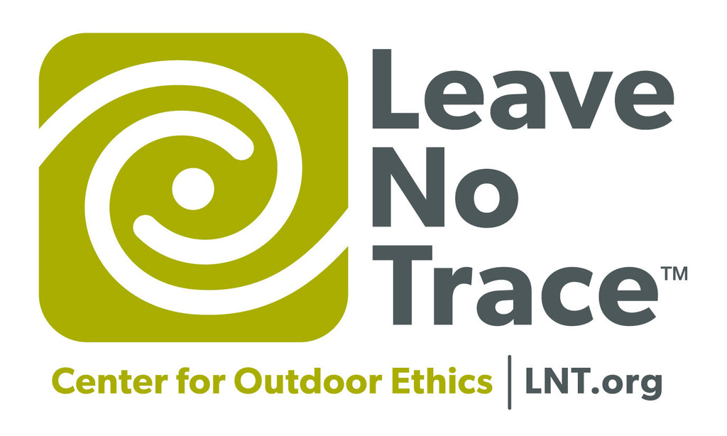 Proud Partners of Leave No Trace