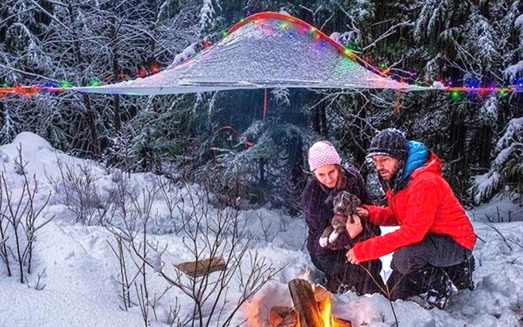 Give the Gift of Adventure with Tentsile Tree Tents