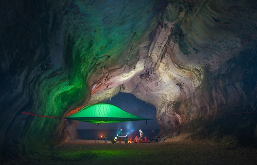 Tentsile goes back to nature with NuAdventure