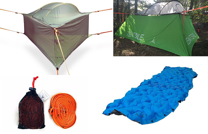 Awesome Accessories to Upgrade Your Hammock Camping