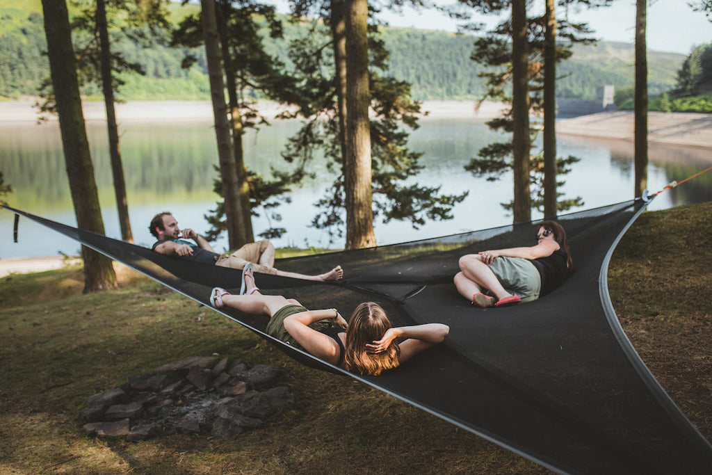 Best Camping Hammock for Four People or More