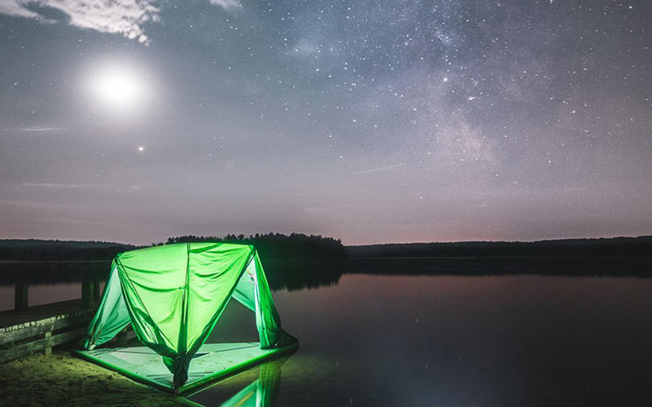 The Tentsile Universe-The World's First 3 Element Tent