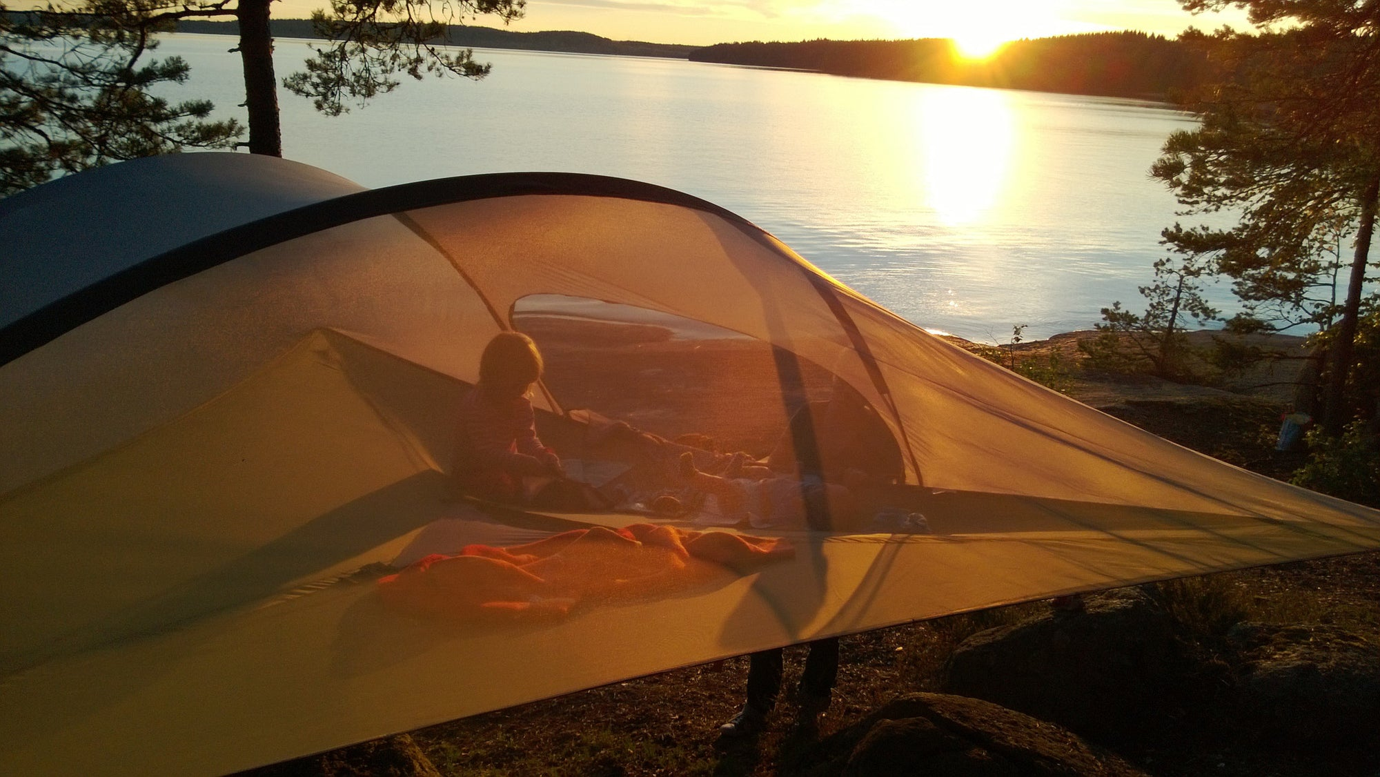 Tentsile Experience Eco-Camping Finland
