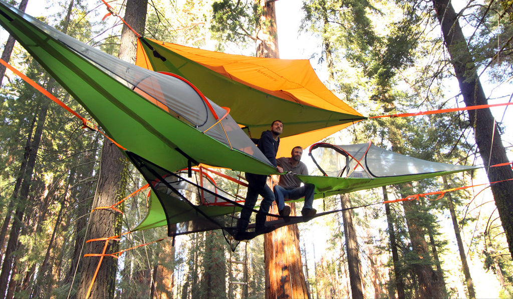 Camping in the South? You Could Win a Tree Tent From Tentsile!