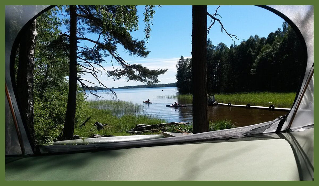 #ChallengeTony: Finland Leads The world; Tentsile Experience Camp Brings Together UNESCO and National Park