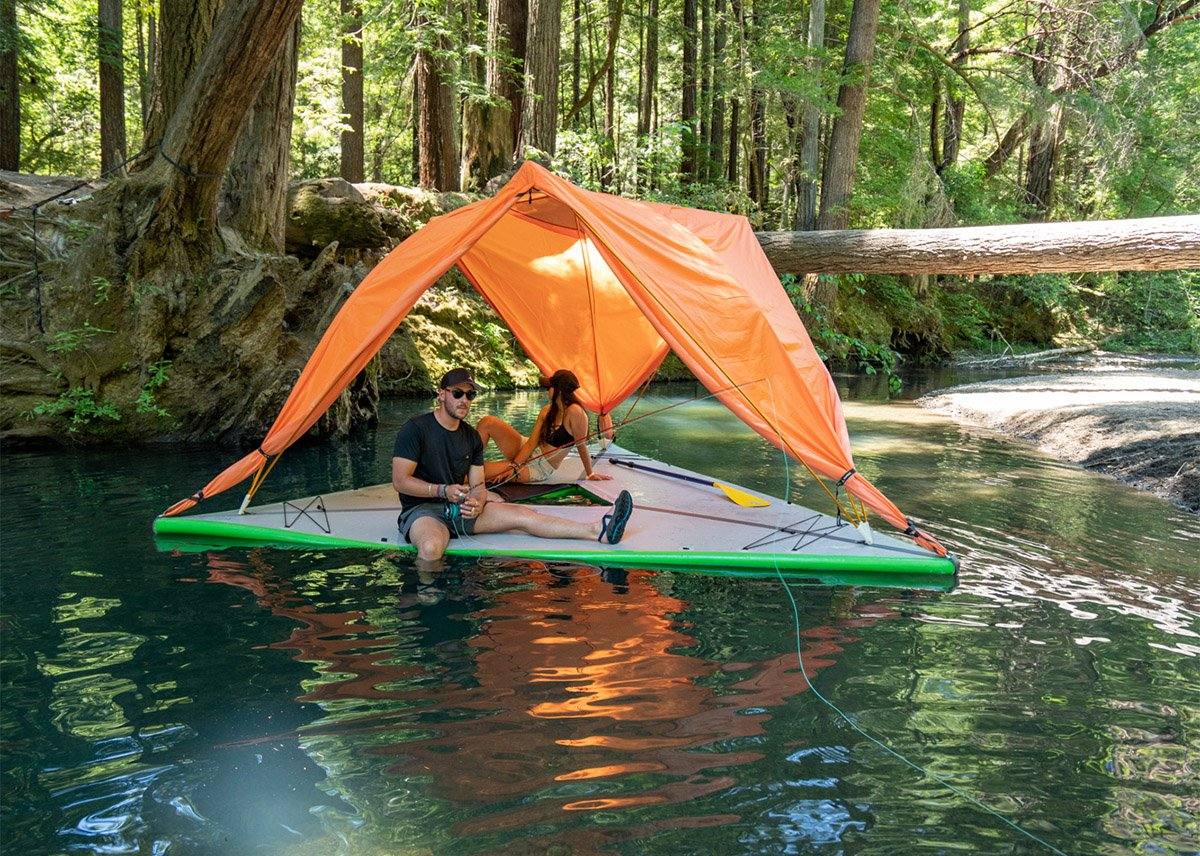 NEW - Tentsile Universe & Tentsile Tree Tents - The worldu0027s most innovative portable treehouses