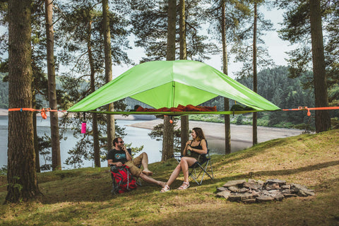 Tentsile Vista Tree Tent with couple