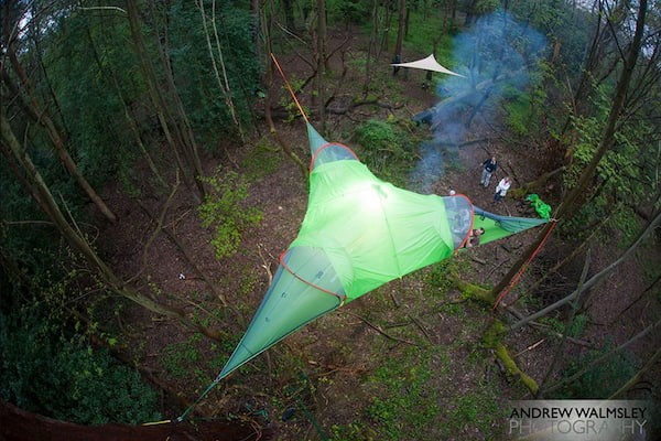 6-Person Tree Tent - Trilogy Super
