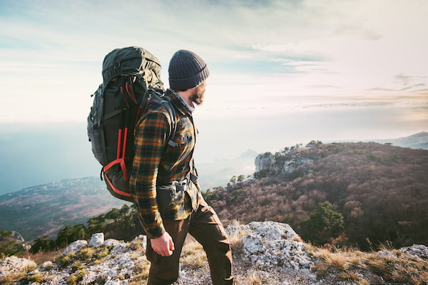 Hiking Clothes for Backpackers