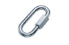 CAMP Oval Quick Link Steel Carabiner