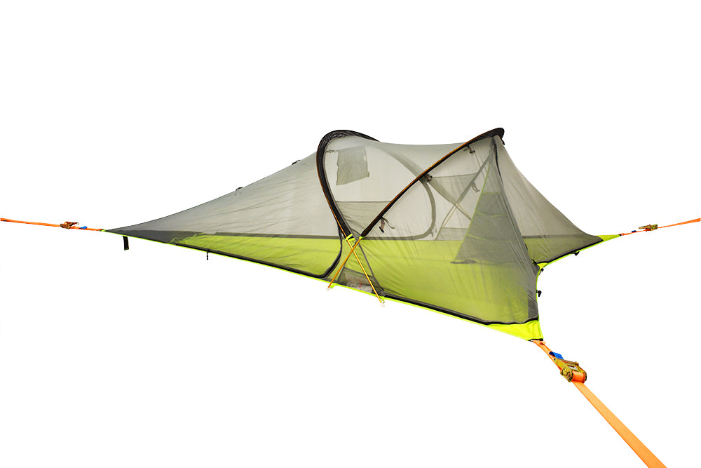 Connect 2-Person Tree Tent without Rainfly (Doors Closed)