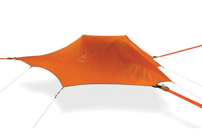 Connect 2-Person Tree Tent (Orange Rainfly)