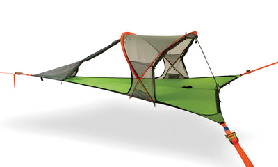Connect 2-Person Tree Tent without Rainfly & Doors Open