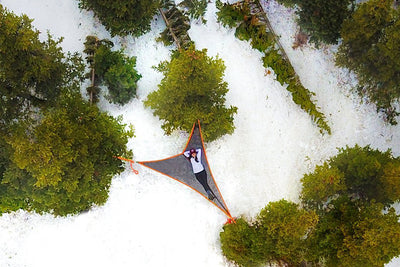 T-Mini Double Hammock