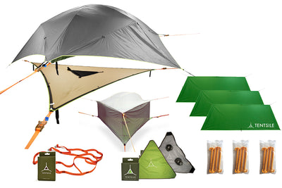 Safari Vista Multi-Level Camping Stack (3.0)