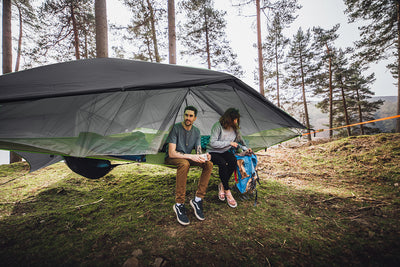 Safari Vista 3-Person 3-in-1 Tree Tent (3.0)