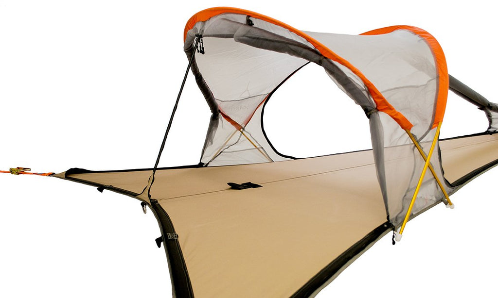 Safari Connect 2-Person Tree Tent without Rainfly & Doors Open