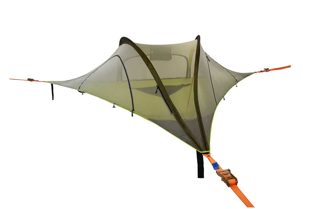 Stingray 3-Person Tree Tent without Rainfly (Doors Closed)