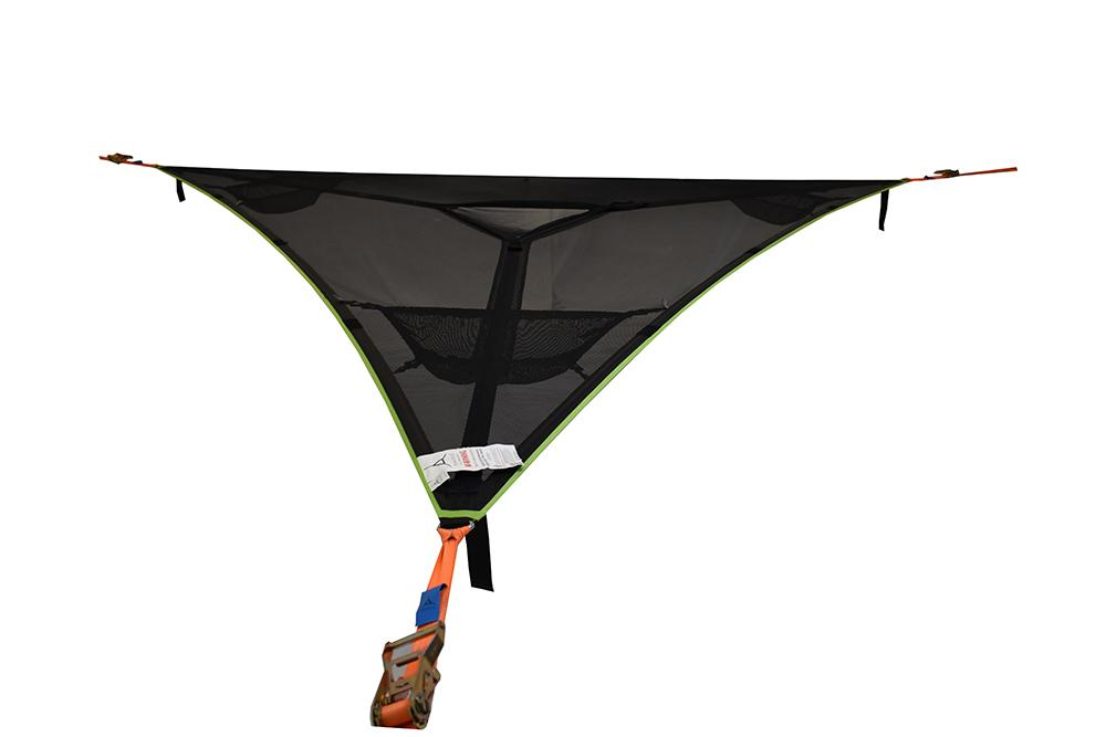 Trillium Giant 3-Person Hammock (Black Mesh)