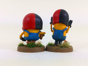 Stunty Henchmen - Fantasy Footballers 1