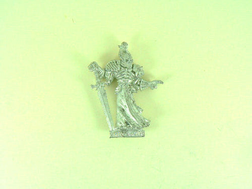 Classic Warhammer Chaos Champion 1989 Rare OOP