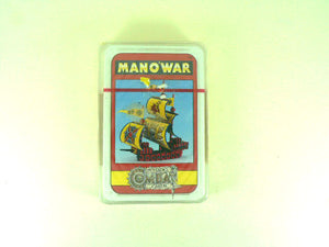 Classic GW Warhammer Man O' War Combat Cards Sealed OOP