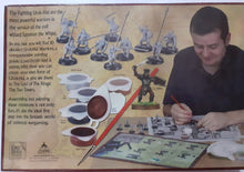 Load image into Gallery viewer, Lord of the Rings Uruk-Hai Paint Set oop 2002