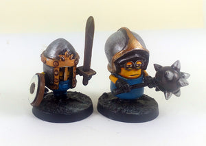 Stunty Henchmen - Medieval Party