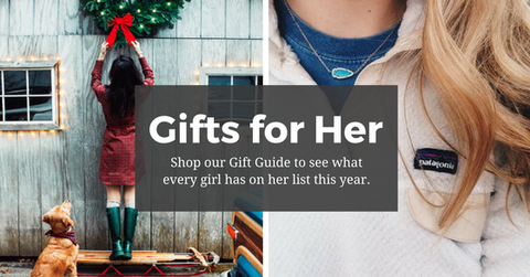 Gift Guide for Her / Apex Outfitter & Board Co.