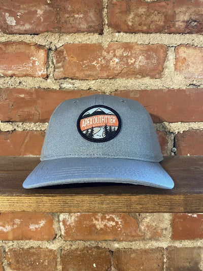 Apex Outfitter Dad Hat General Pukka Grey-Blue