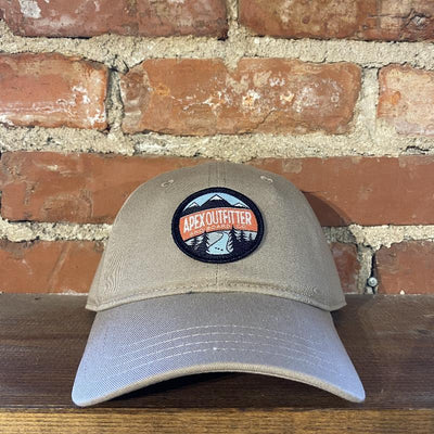 Apex Outfitter Dad Hat General Pukka Khaki