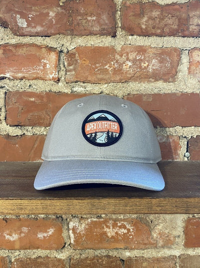 Apex Outfitter Dad Hat General Pukka Light Grey